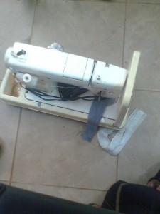 تمليك ماكينات خياطة للأرامل